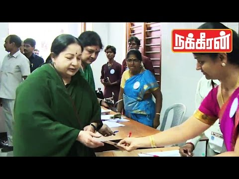 JAYALALITHA-speech-after-casting-her-vote-TN-Election-2016
