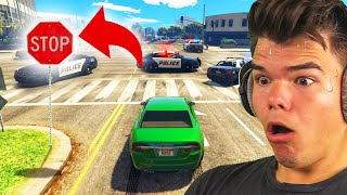 Video Playing GTA 5 Without BREAKING LAWS! MP3, 3GP, MP4, WEBM, AVI, FLV September 2018