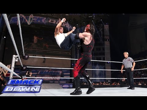 18 - Dean Ambrose looks to get retribution on the Demon Kane for his attack on Raw.