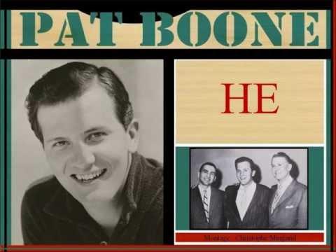 Tekst piosenki Pat Boone - He po polsku