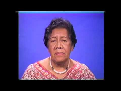 Oración de apertura de Ho oponopono leida por Morrnah Namalaku Simeona