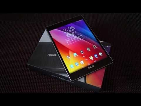 Powerhouse features from the ASUS ZenPad S 8.0