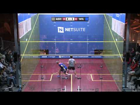 Squash : Netsuite Open 2013 Semi Final roundup