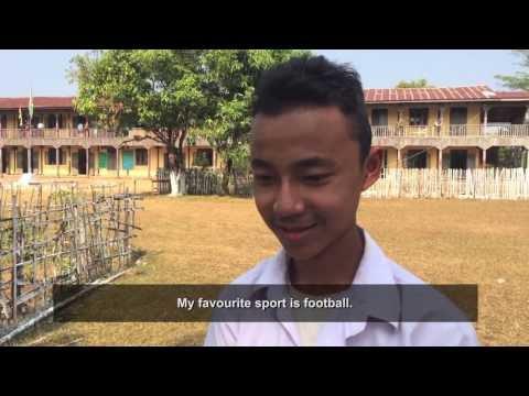 Myanmar: Olympic Spirit Alive