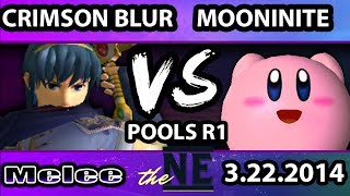 Kirby vs Marth and it's for realsies. Humiliation defined