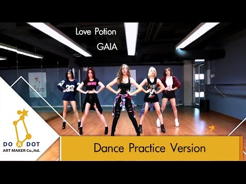 LOVEPOTION - GAIA (Dance Practice)