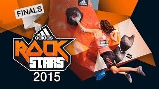 Adidas ROCKSTARS 2015 - Full replay by Bouldering TV