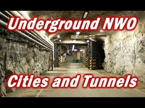 Is The Government Building SECRET Tunnels Under America To Prepare For WW3?
