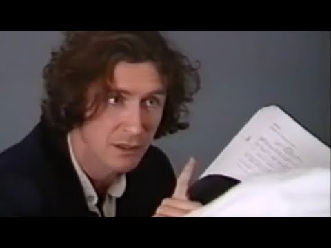 Paul McGann's Doctor Who Audition Tape Teaser | Doctor Who