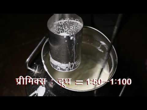 Milk Fortification Film Video