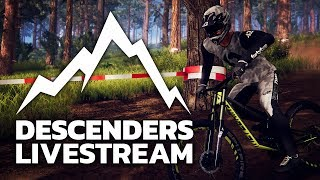 Extreme First-Person Mountain Biking - Decenders Livestream by GameSpot