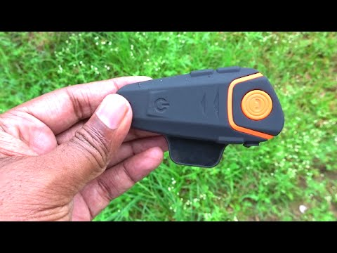 BT-S2 Bluetooth Intercom Headset Review, Unboxing, How To Install, Shortcuts