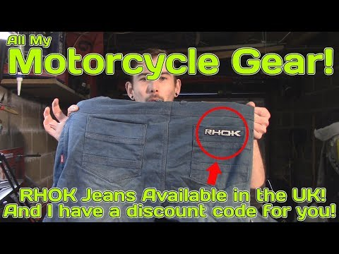 Motorcycle Gear! Helmets, Gloves, Leathers, Kevlar Jeans, Boots, Luggage.
