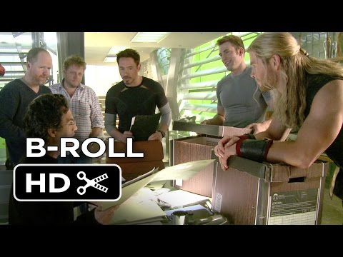 Avengers: Age of Ultron B-ROLL (2015) - New Avengers Movie HD