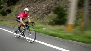 Tatsugo Japan  city images : Bike race in Amami Island