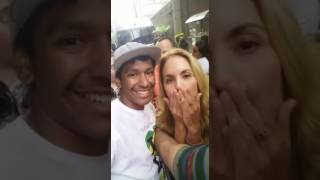 Lucero Manda Beijo Pra Minha Amiga