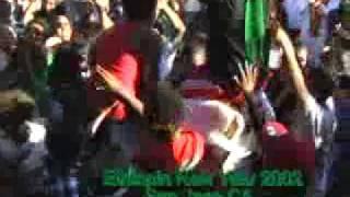 Ethiopian New Year Celebration 2002 San Jose CA