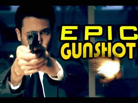 EPIC GUNSHOT (Ridiculous Assassination Scene) HD Colt .45 1911