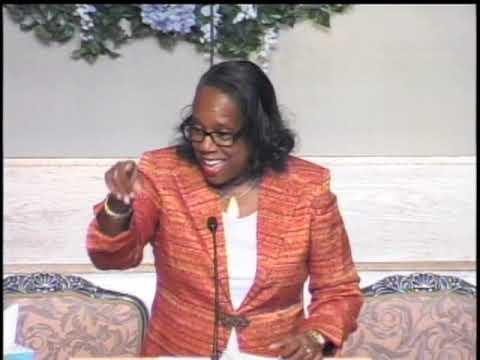 Rev. Sylvia E. Sumter, Senior Minister