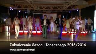 Footwork i Salsa Pary na Zakończeniu Sezonu Tanecznego
