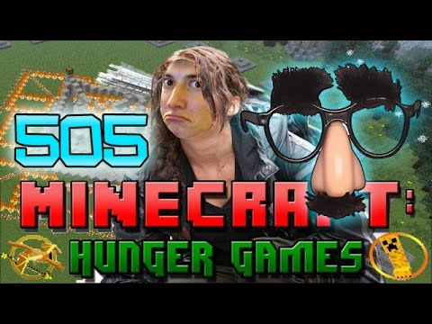 Minecraft: Hunger Games w/Mitch! Game 505 – FUNNY PLAYER DISGUISE MOD!