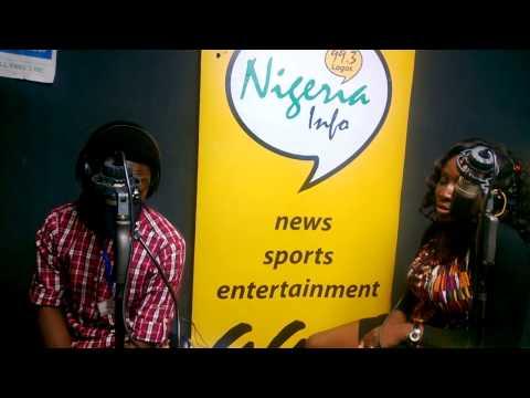 @Aramide01 and @Bemyoda singing 360 Asa Cover) on #FridayNightUnplugged