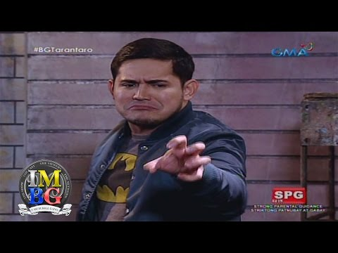 Bubble Gang: Syndicate acting workshop