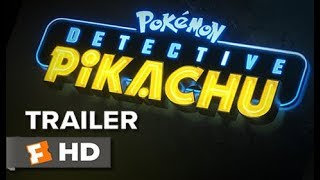 Pokemon: Detective Pikachu (2019) Official Reveal by Unlisted Leaf