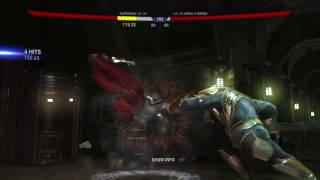 Injustice 2 - Soups vs. Gorilla Grodd