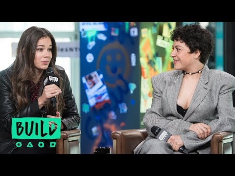 "Miguel Arteta, Alia Shawkat & Laia Costa Chat About ""Duck Butter"""