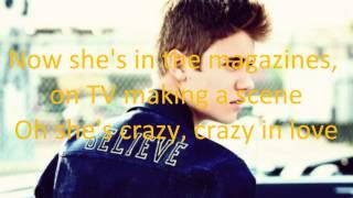 Video Justin Bieber - Maria (with Lyrics) MP3, 3GP, MP4, WEBM, AVI, FLV Januari 2019