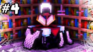 "Minecraft Super Iceolation - Ep. 4 - ""ENCHANTS & FIRST AIRSHIP PARTS"""