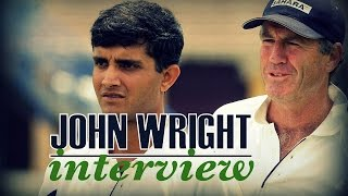 Interview with John Wright