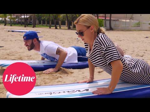 Married at First Sight: Heather and Derek Go Surfing (Season 4, Episode 5) | Lifetime
