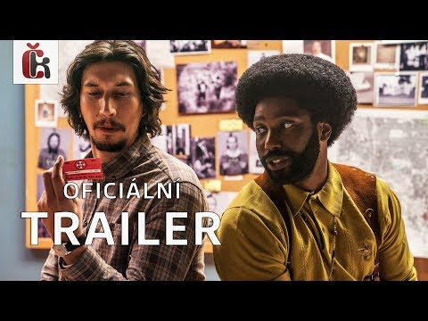 BlacKkKlansman (2018) - Trailer / Adam Driver, Topher Grace