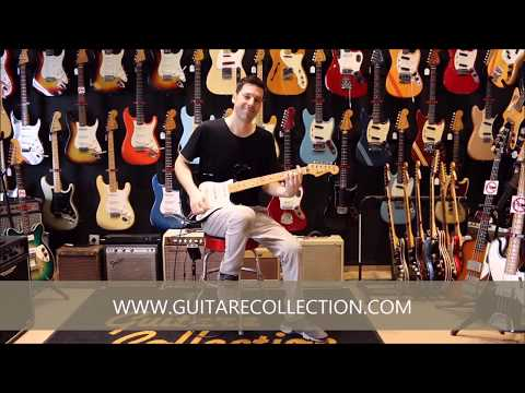 GUITARE COLLECTION presents Tokaï Goldstar Sound from 1984 by Jérémie Francblu