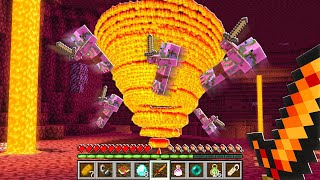 7 NEW Enchants that Should be Added to Minecraft! (Nether)