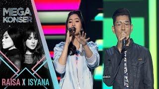 "Video Isyana Ft. JAZ ""Pesta - Dari Mata"" | Mega Konser Raisa X Isyana 2017 MP3, 3GP, MP4, WEBM, AVI, FLV Juli 2018"