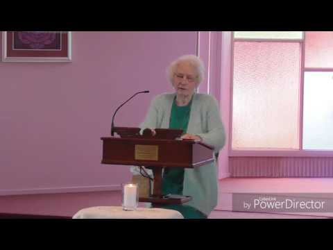 Just Believe - Rev. Dr. Sylvia Eriksson