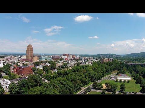 Allentown Drone Video