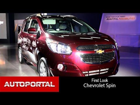 Chevrolet Spin Auto Expo 2016 - AutoPortal