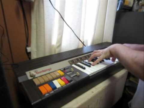 Bontempi Combo / Console Organ