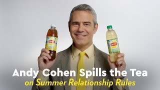 Andy Cohen Spills the Tea on Summer Relationship Rules by POPSUGAR Girls' Guide