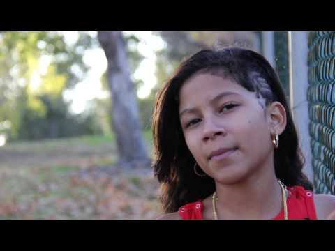 "BABY KAELY ""ITS A SHAME"" AMAZING 10 YEAR OLD KID RAPPER"