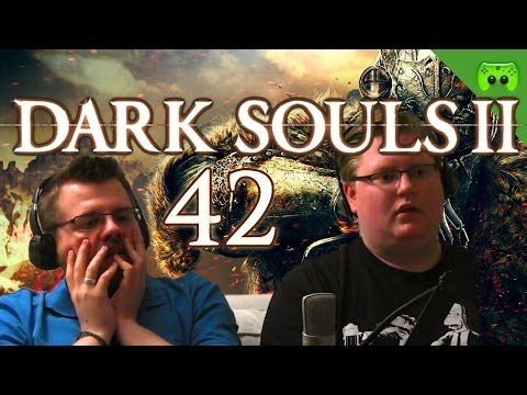 DARK SOULS 2 # 42 - Bosskampf: Der Verkommene «»  Let's Play Dark Souls 2 | Deutsch HD
