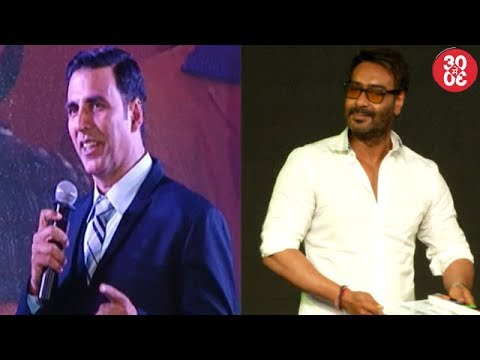 Akshay Loses Out The Scripts Rights To Ajay | Ajay