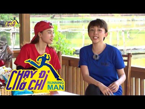 Chạy Đi Chờ Chi| Chưa Lên Sóng| Tóc Tiên hào hứng kể chuyện vật nhau với Bé Bỉnh - Thời lượng: 106 giây.