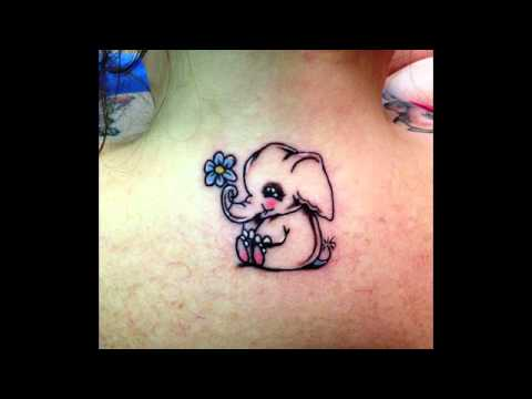 Fun And Cute Animal Tattoos