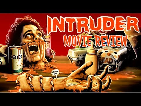 Intruder (1989): Horror Movie Review - Slasher Movies