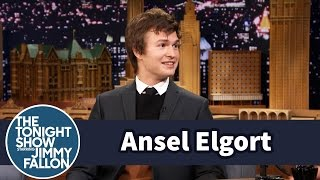 Video Ansel Elgort's Mom Embarrassed Him in Front of Bruce Willis MP3, 3GP, MP4, WEBM, AVI, FLV Januari 2018